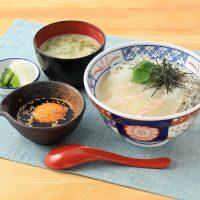 高知県産真鯛と釜揚げシラスの丼ぶりセット